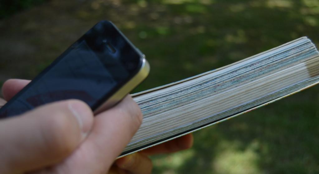 De las páginas amarillas al smartphone.