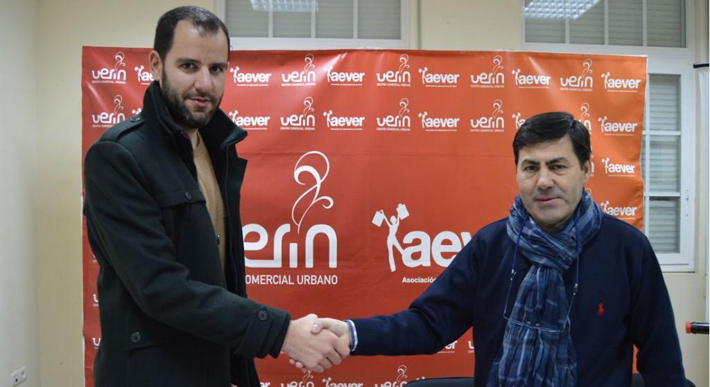 Firmamos un covenio de colaboración con AEVER
