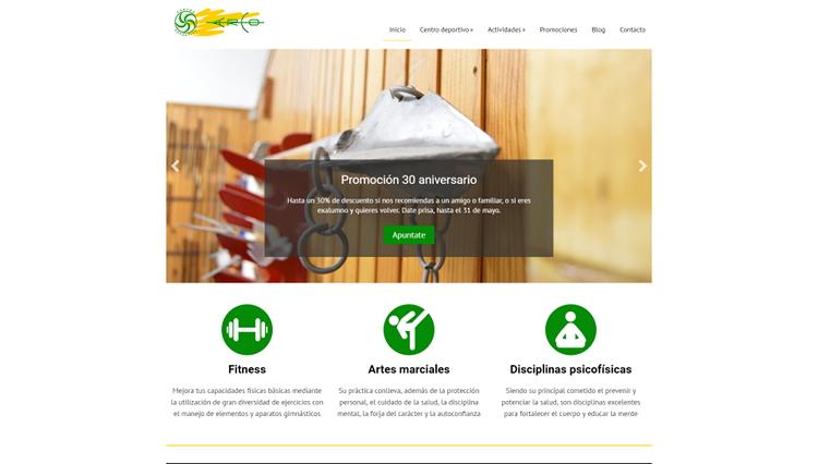 Proyecto Centro Deportivo Arco en Verín - Sendadixital