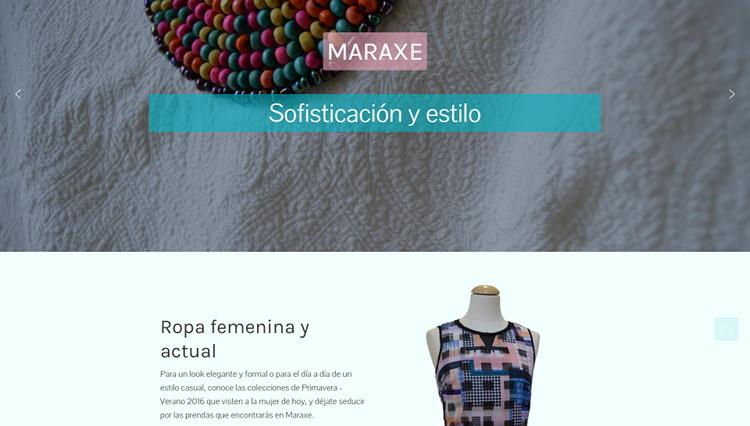 Poryecto Maraxe en Verín - Sendadixital